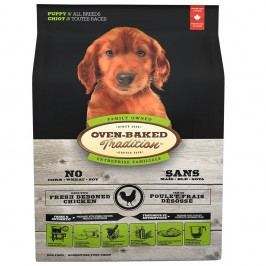 Oven-Baked Tradition Puppy Chicken medium, Balení 11,34 kg