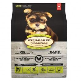 Oven-Baked Tradition Puppy Chicken small, Balení 2,27 kg