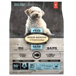 Oven-Baked Tradition Fish Grain Free small, Balení 2,27 kg