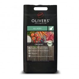 Olivers Cat Organic All Life, Balení 2 kg