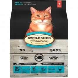Oven-Baked Tradition Cat Adult Fish, Balení 2,27 kg