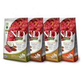 N&D Quinoa testovací balíček 4 x 800 g