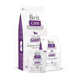 Brit Care Grain-free Giant Salmon & Potato, Balení 1 kg