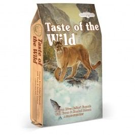 Taste of the Wild Canyon River Feline, Balení 2 kg